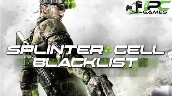 Tom Clancy's Splinter Cell Blacklist Pc Game