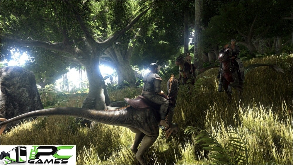 Ark Survival evolve PC Game