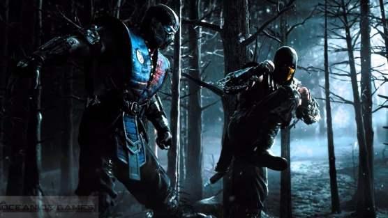 Mortal Kombat X PC Game Free Download Full Version