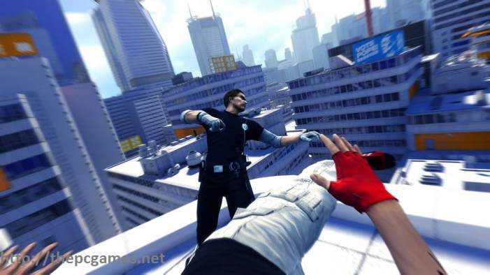 MIRRORS EDGE PC Game Highly Compressed Free Download