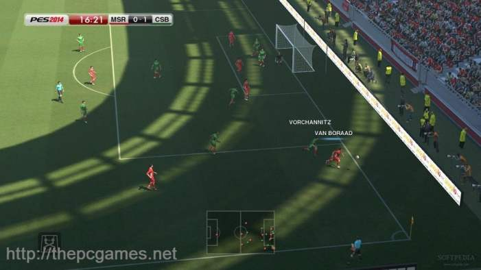 PRO EVOLUTION SOCCER 2014 PC Game Full Version Free Download