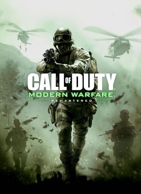 Call of Duty Modern Warfare Remastered Download game free for PC