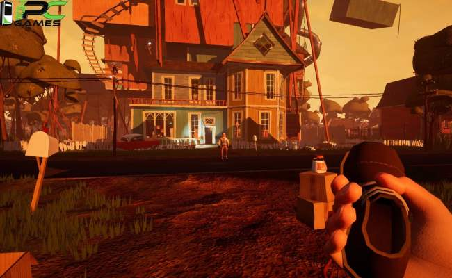 Hello Neighbor Alpha 4 Pc Game Free Download