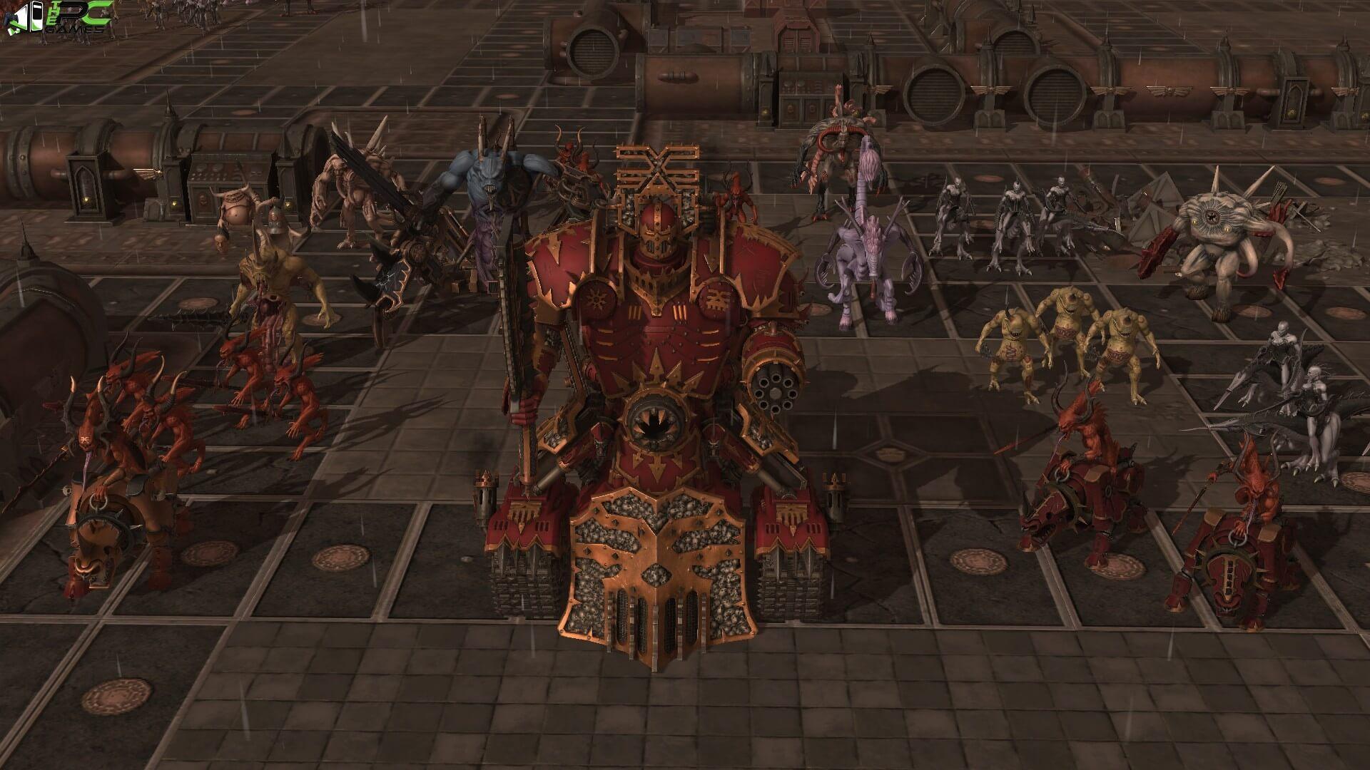 Fall Stars Wallpaper Warhammer 40000 Sanctus Reach Horrors Of The Warp Free