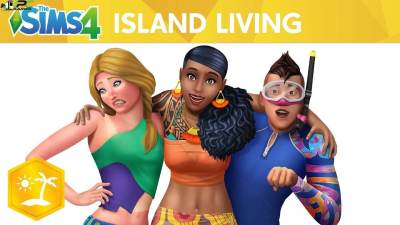 The Sims 4 Island Living PC Game Free Download