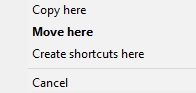 Create Shortcut!