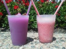 Lavender and Wild Berry Smoothie