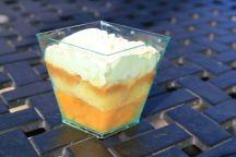 Rosemary Peach Cake