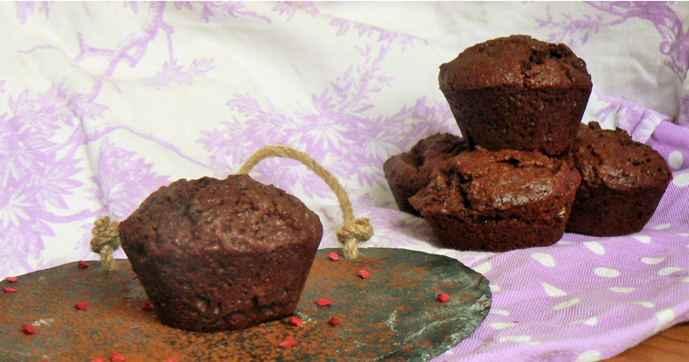 Essential Allergy Friendly Recipes: Vegan Chocolate Muffins
