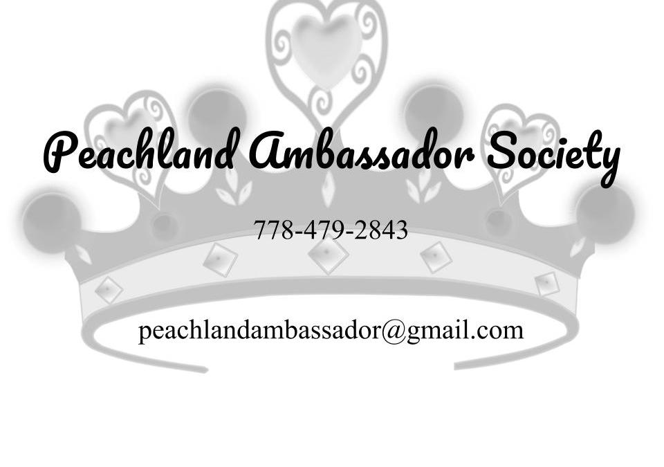 Peachland Ambassadors