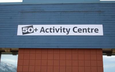 50+ Activity Centre