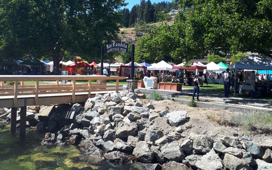 Peachland Farmers and Crafters Market