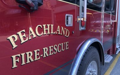 An extra $20K means new Peachland firefighters will make minimum wage: Chief