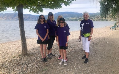 A Peachland family's Father's Day weekend tradition..