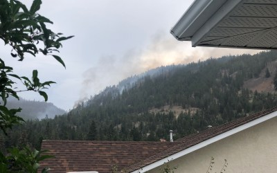 Those spot fires…