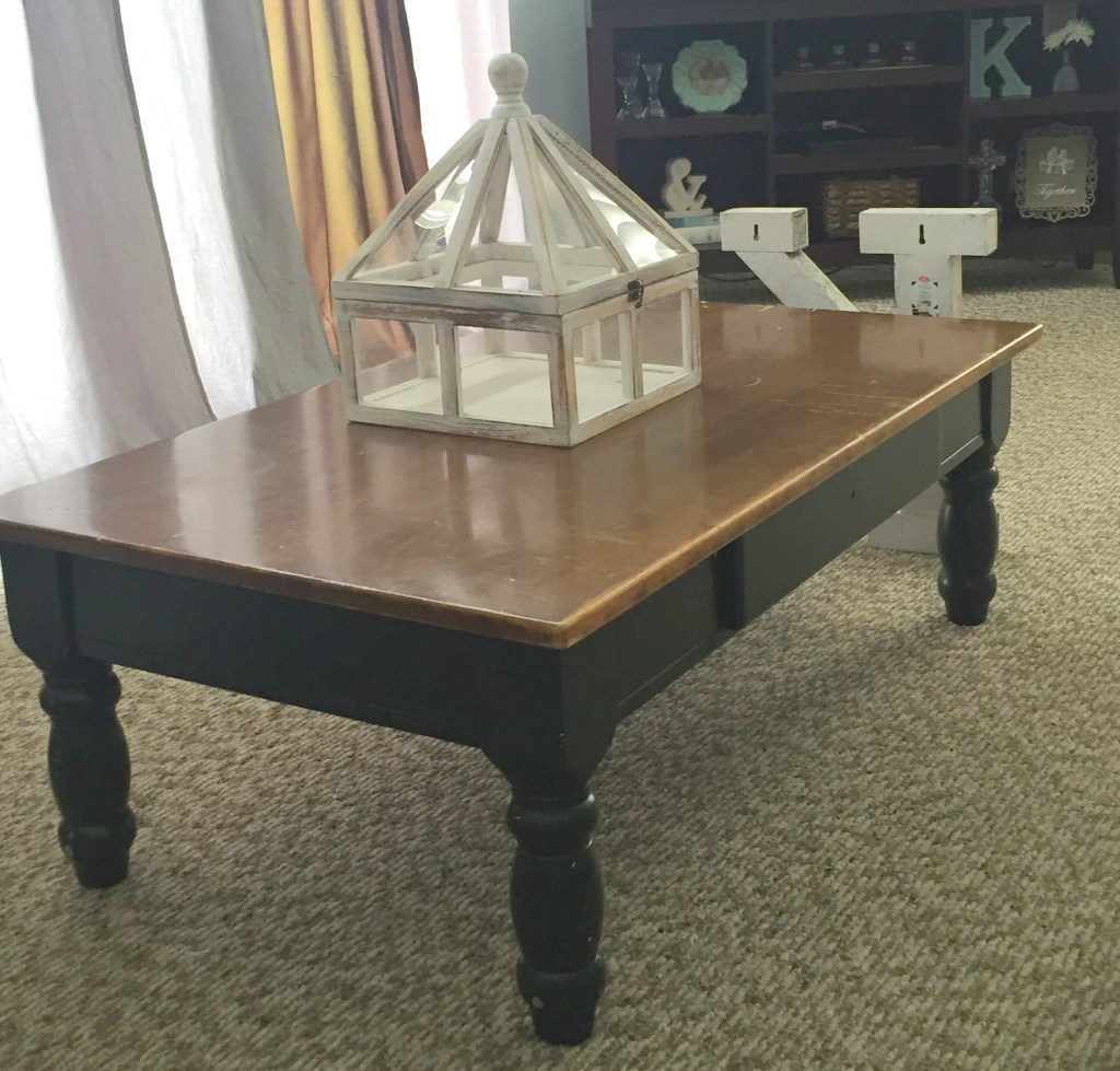 Coffee Table - The Pearl Magnolia