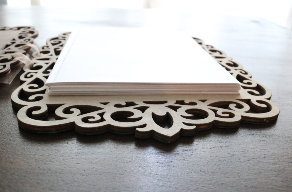 DIY Wedding Book - Inside Look