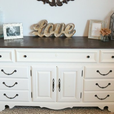 Before & After || Refurbished Dressers