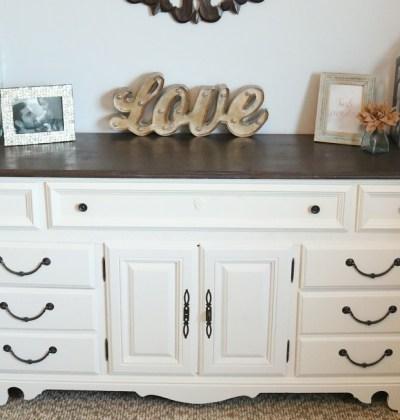 Before & After || Refurbished Dressers