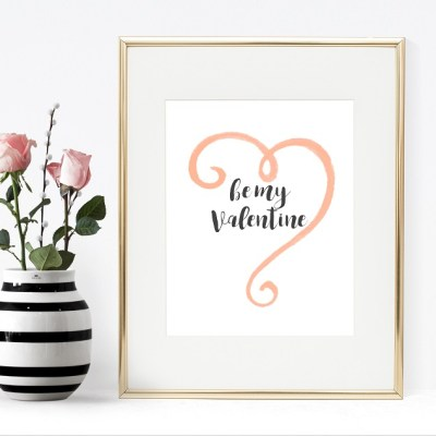 Free Valentine's Day Printables!