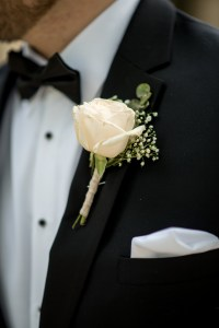 Groom boutonnieres