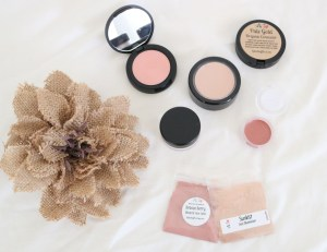 LittleStuff4u Natural Makeup