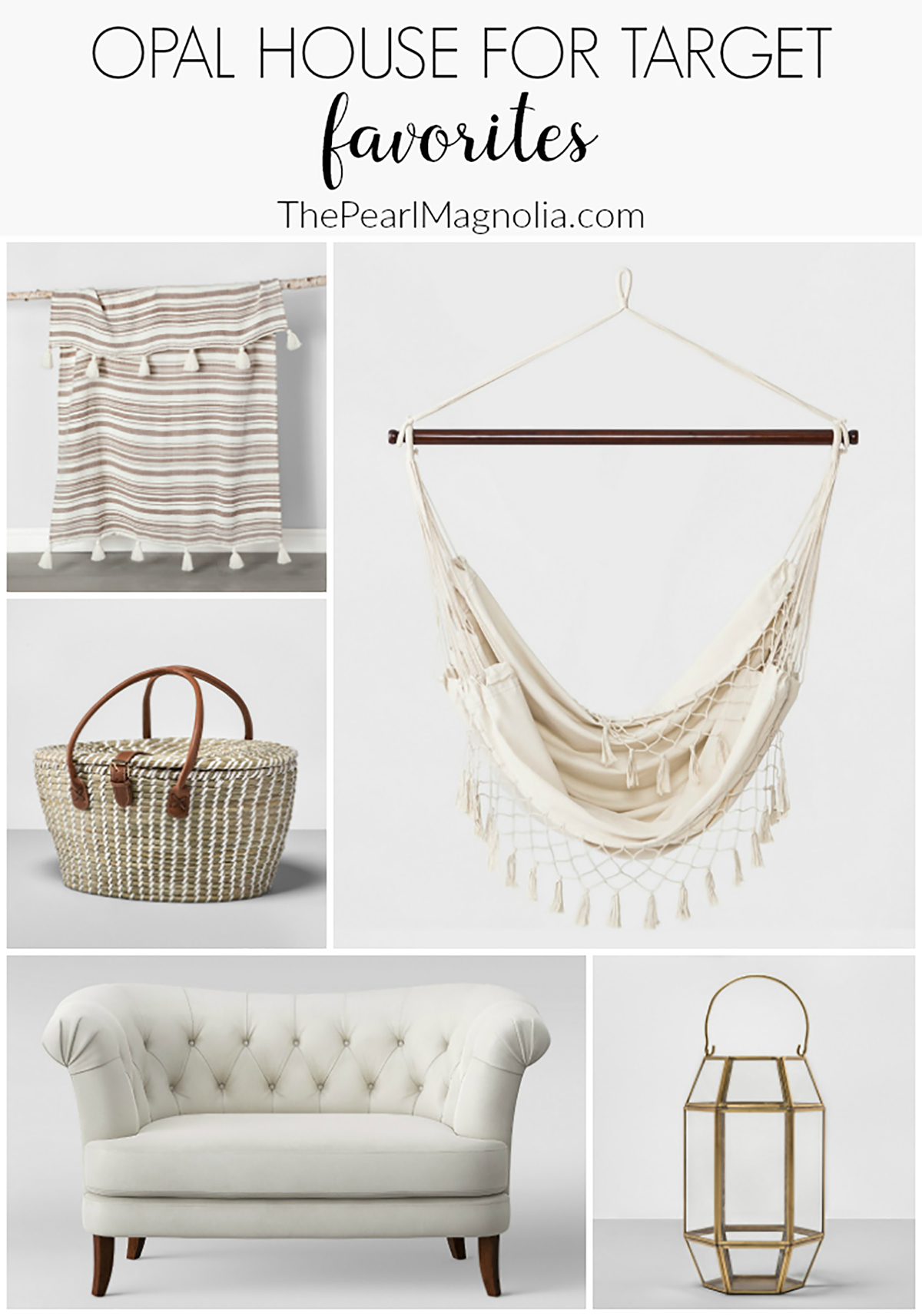 Opal House Target Collection Favorites The Pearl Magnolia