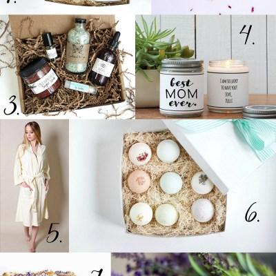 Gift Guides // Etsy Mother's Day Gift Guide
