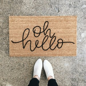 olive creative company doormats
