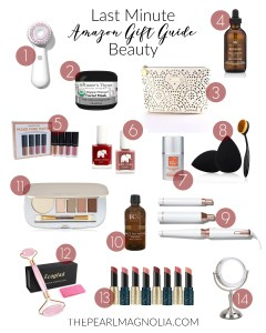 Amazon Beauty Gift Guide for Last Minute Gifts