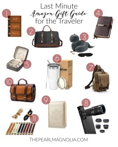 Amazon Traveler Gift Guide