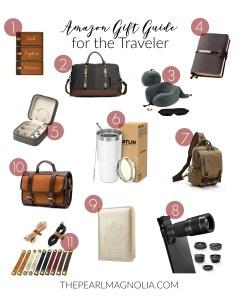 Amazon Gift Guide Traveler