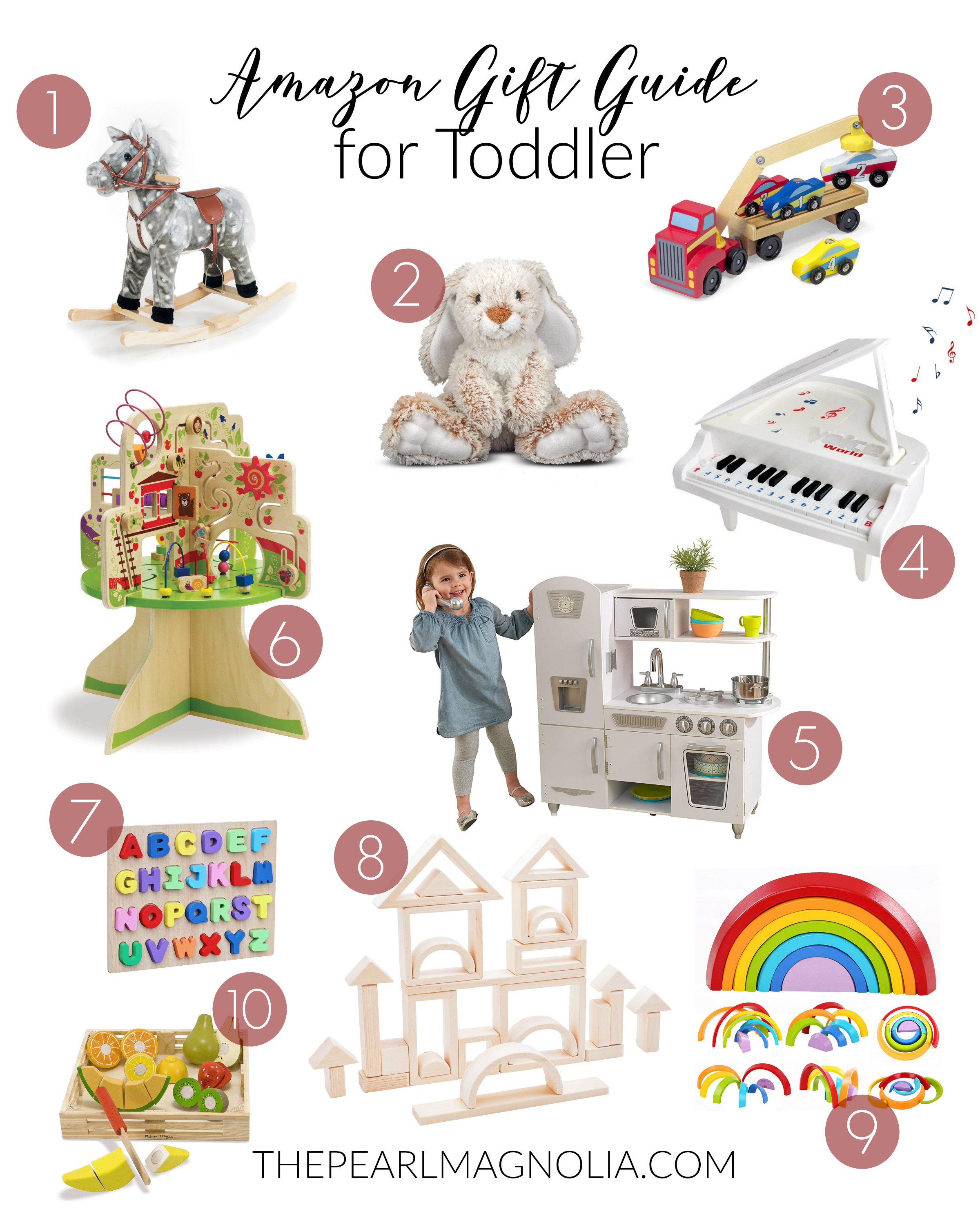 Amazon Gift Guide for Toddler