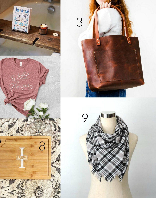 Etsy Handmade Gift Guide for Her