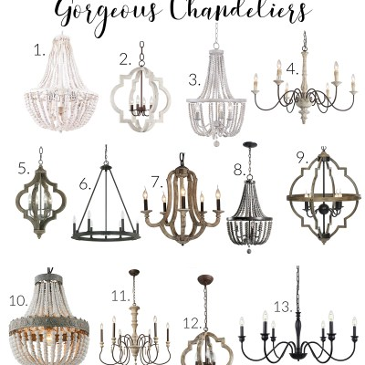 Amazon Finds || Chandeliers