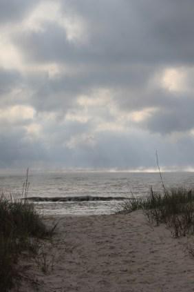Watch the tide roll in...