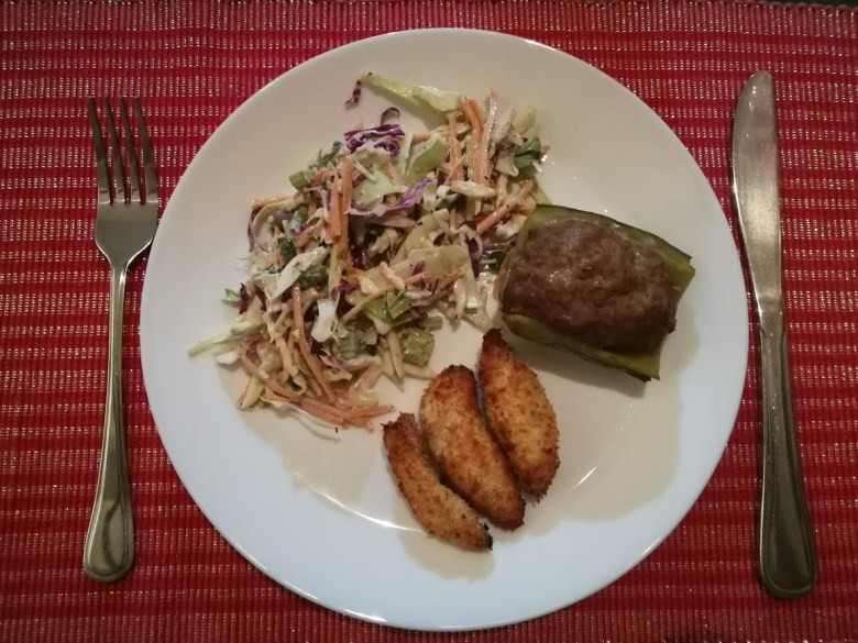 Whole 30 Day 19 - Dinner