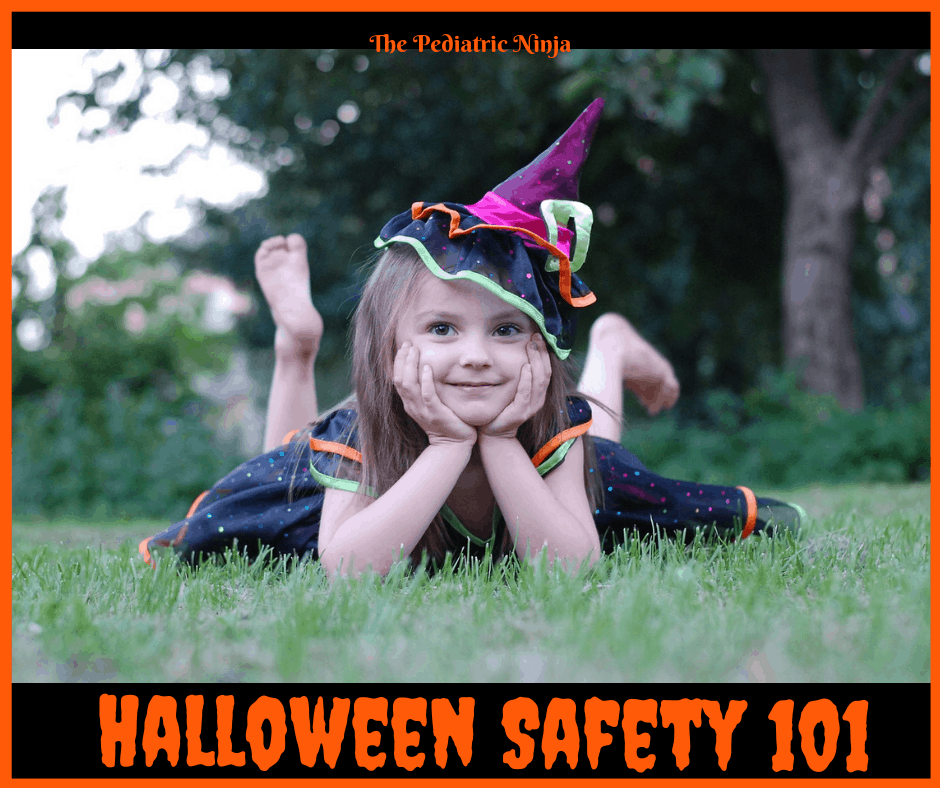 Halloween Safety 101