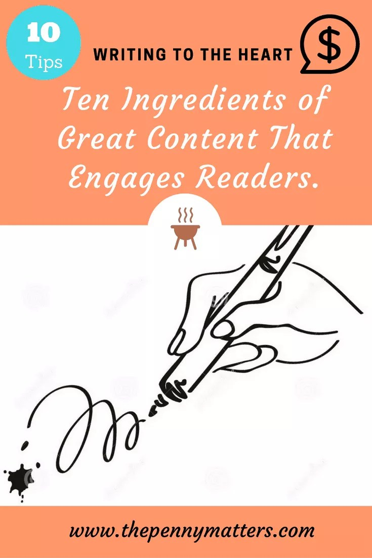 How to Write a Blog Post: Ten Ingredients of Great Content That Engages