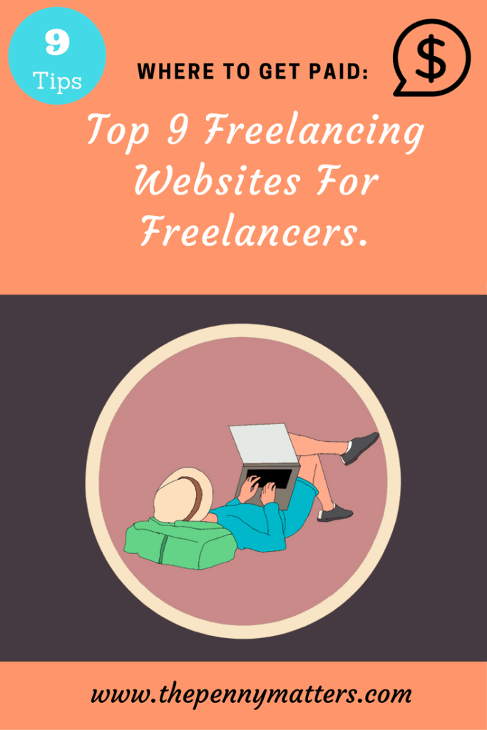 Top 9 Freelancing Websites For Freelancers
