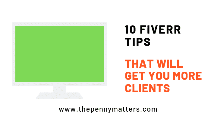 10 Helpful Fiverr Tips to Make Money Online 3