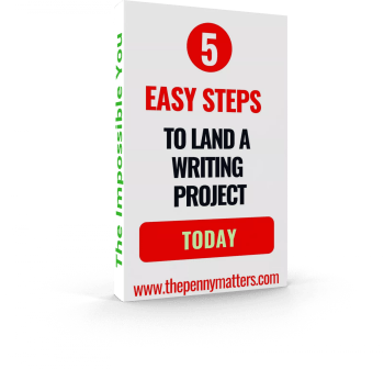 5 steps to land a freelance project mockup pennymatters