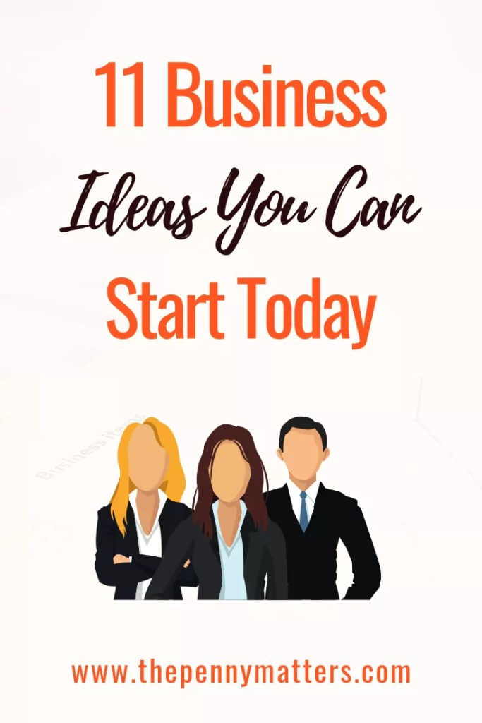 11 online business ideas you can start today