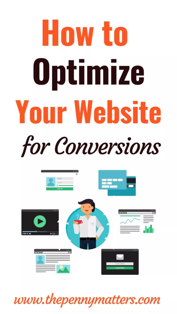 conversion rate optimization how to design your website for conversions