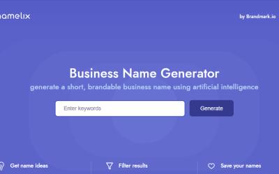 Best Business Name Generators Good Blog Name Ideas Best Blog Name Generators
