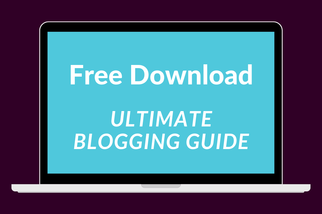 Download Free Blogging eBook