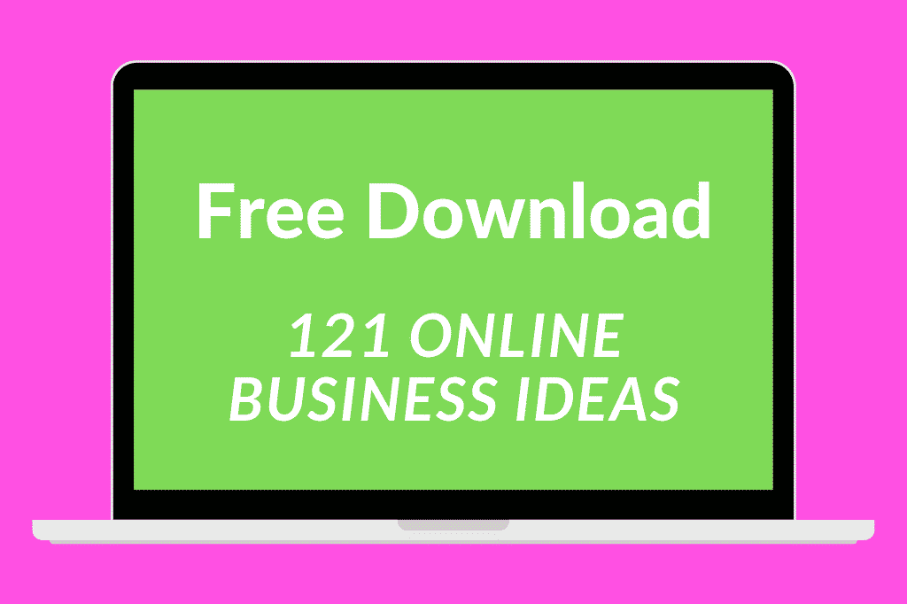 Free Download 121 online business ideas