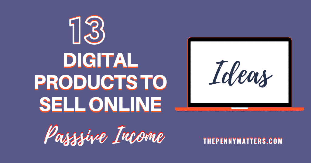 Types of Digital Products to Sell Online
