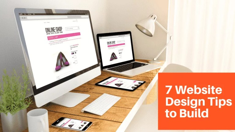 7 Website Design Tips to Build Highly Converting Websites