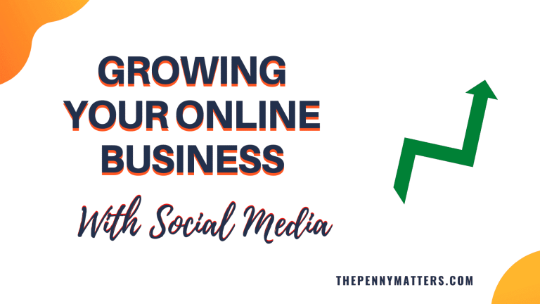 How to Grow Your Online Business with Social Media